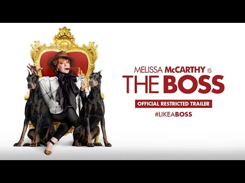 The Boss - Official Restricted Trailer (HD)