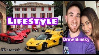 Drew Binsky Vlogger Lifestyle   Family   Girlfriend   Net Worth   Biography by FK creation