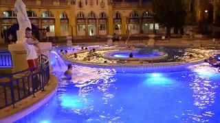Купальня Сечени Будапешт HD(, 2015-01-02T10:02:01.000Z)