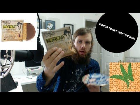 Korova 250 mg Peanut Butter Dip Marijuana Edible Review