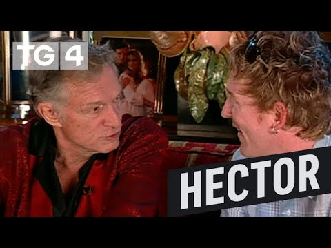 Hector Classics Hugh Hefner And The Playboy Mansion Part 1 Youtube