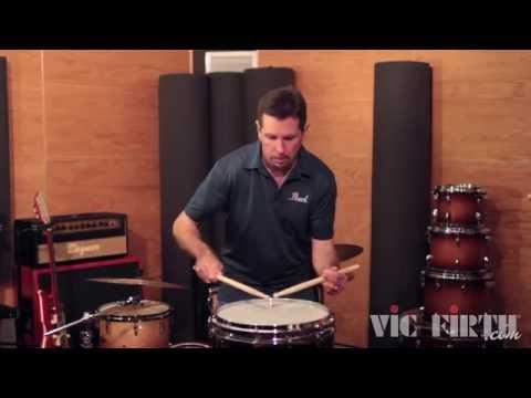 "Hybrid Rudiment: ""Flam Double Stroke 4"" by Danny Raymond"