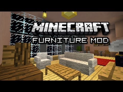 my new condo in minecraft furniture mod showcase youtube 12396 | hqdefault