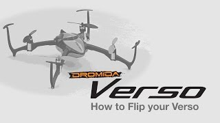Thumnail for Dromida Verso Drone Flip How-To Video