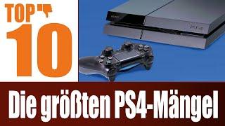 Top 10 - Die 10 größten PS4-Ärgernisse [Playstation 4, deutsch]