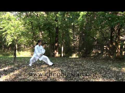 Chen Huixian - Chen Taijiquan 18-form