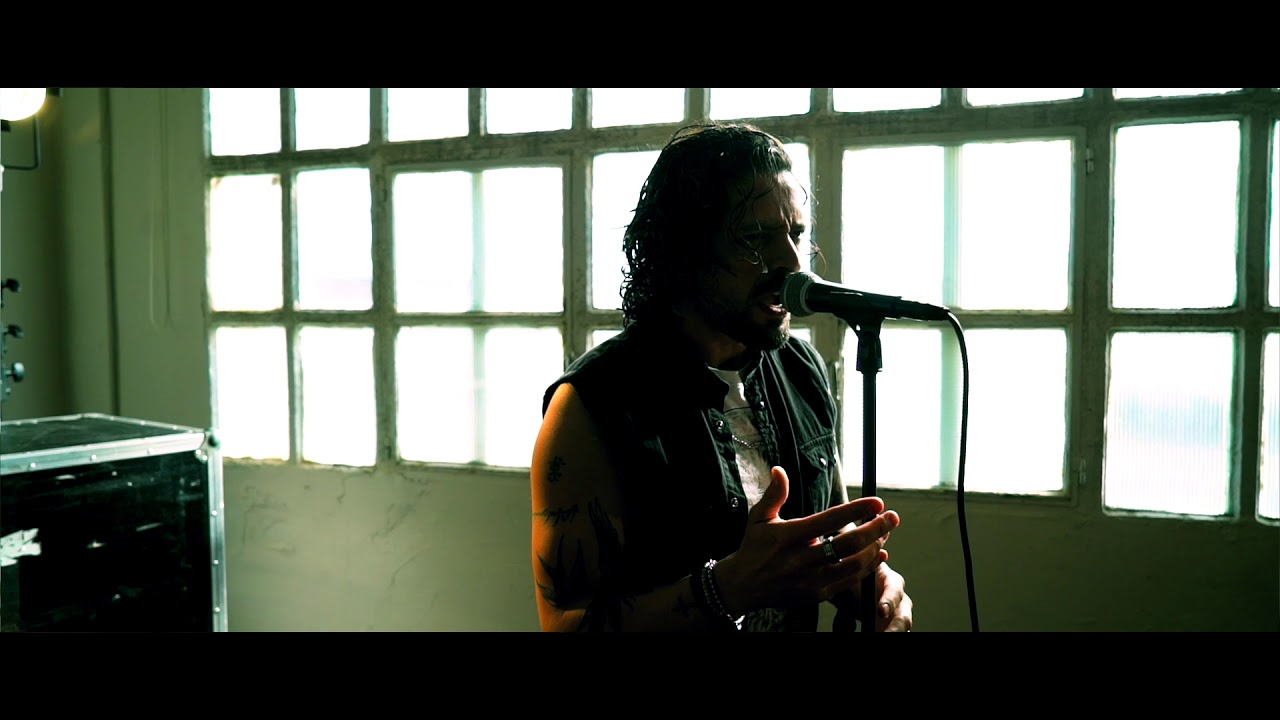 """The Ferrymen — """"No Matter How Hard We Fall"""" (Official Music Video) #HeavyMetal"""