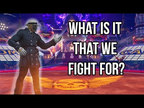 What Is It That We Fight For?
