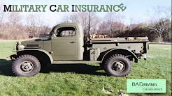 How To Get Military Car Insurance Quotes