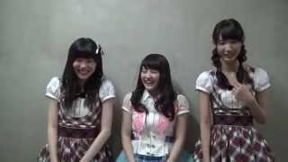 HKT48の兼任となった木本花音、SKE48の兼任になった田中菜津美、SKE48へ...