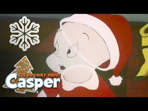 Casper the Friendly Ghost????Christmas Special ????True Boo ????Full Episode????Christmas Cartoon Fo