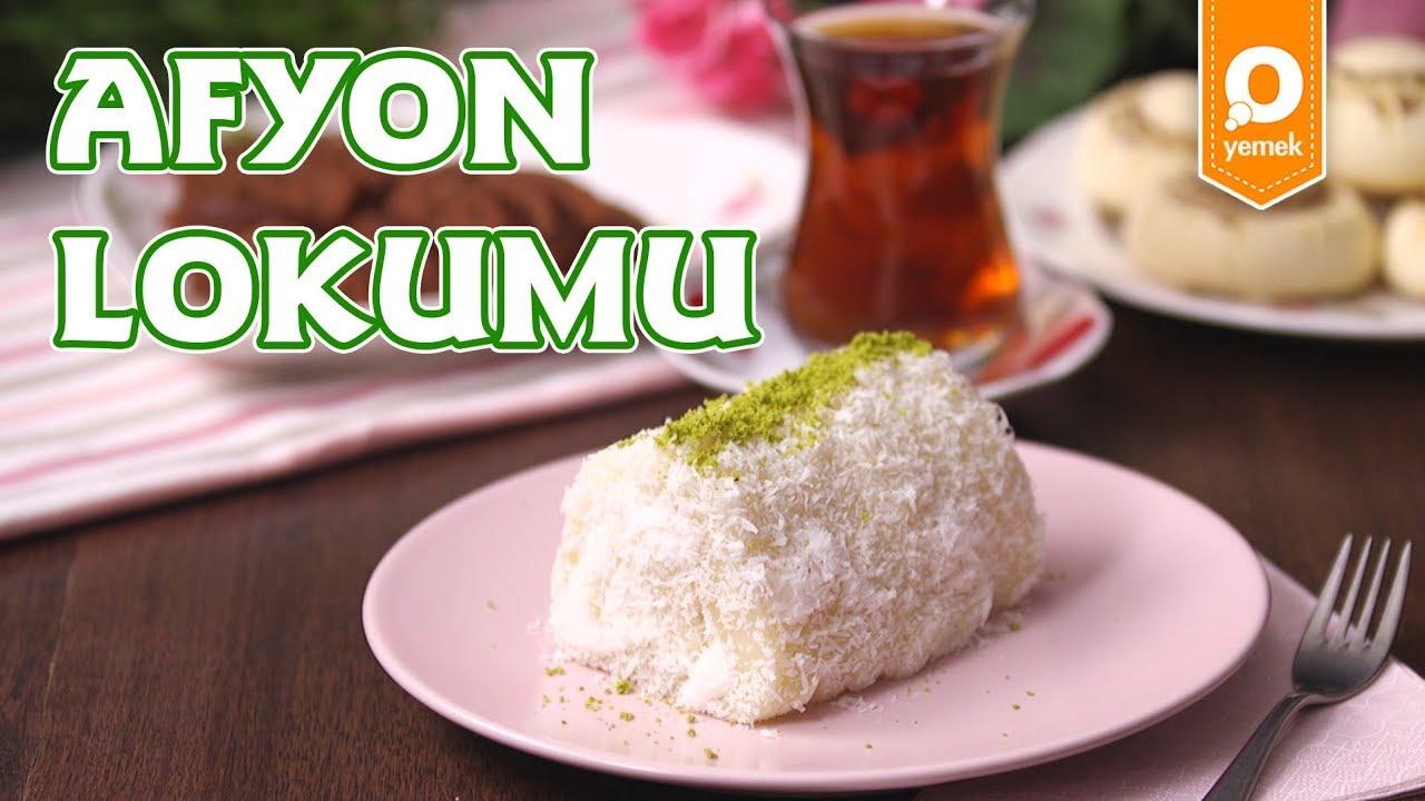 Afyon Lokumu Tarifi