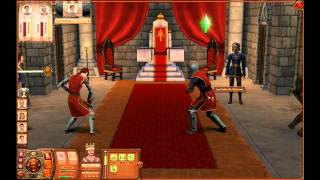 The Sims Medieval Gameplay Demo (PC)