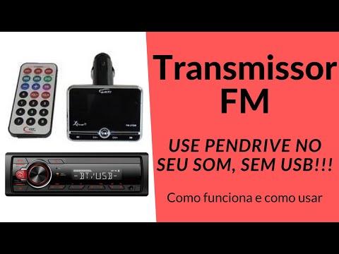 Transmissor FM | Como funciona e como usar