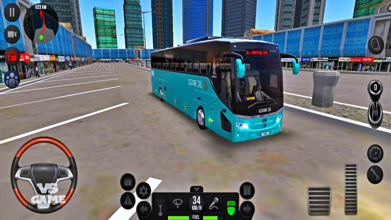 Download Tempa Maraton VIP Trip To Antalya | Bus Simulator Ultimate Android Gameplay