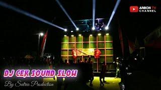 Download Mp3 Dj Cek Sound Slow Enak Didengerin Saat Santai