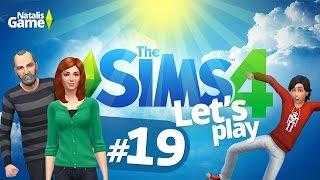 The Sims 4 Поиграем? Семеи?ка Митчелл / #19 Толстопузик от тортика?