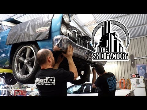 THE SKID FACTORY - V8 Turbo Ford Fairlane [EP8]