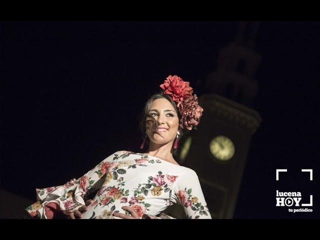 VÍDEO: I Pasarela de Moda Flamenca de Lucena. Primera Parte