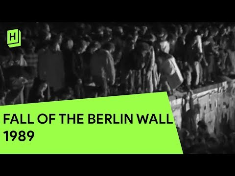 The Fall of the Berlin Wall | German Unification | 1989