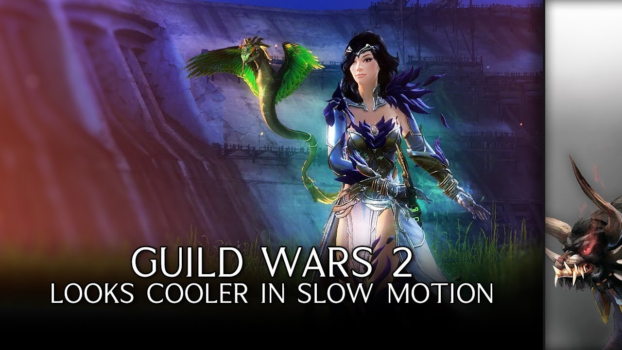 r/GuildWars2: Perfectly balanced, as all things should be