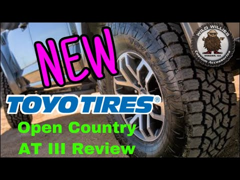 Toyo Open Country AT III All Terrain Tire Review