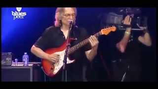 SONNY LANDRETH 'U S S Zydecoldsmobile' 2014 July 19 @ Blues Peer Fest.(BE)11/12