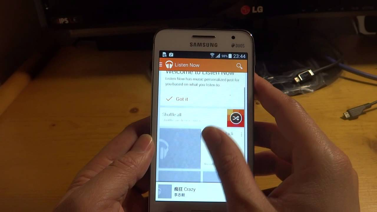 Samsung Galaxy Core 2 SM G355H Test 2