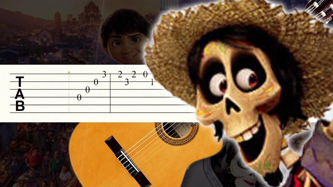 un-poco-loco-coco-guitarra-tutorial-tablatura-requintos-tab