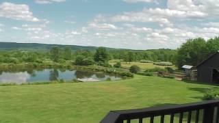 Custom Built House with Guest House in Conesus NY Finger Lakes Region