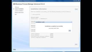 IBM Business Process Manager v8.5 Advanced Install and Configuration