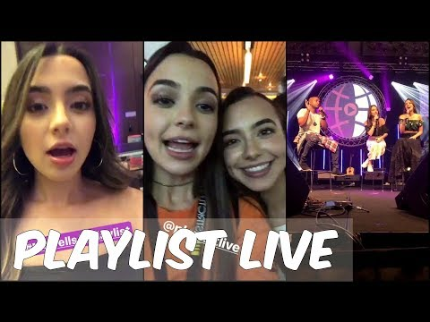 At Playlist Live - Merrell Twins