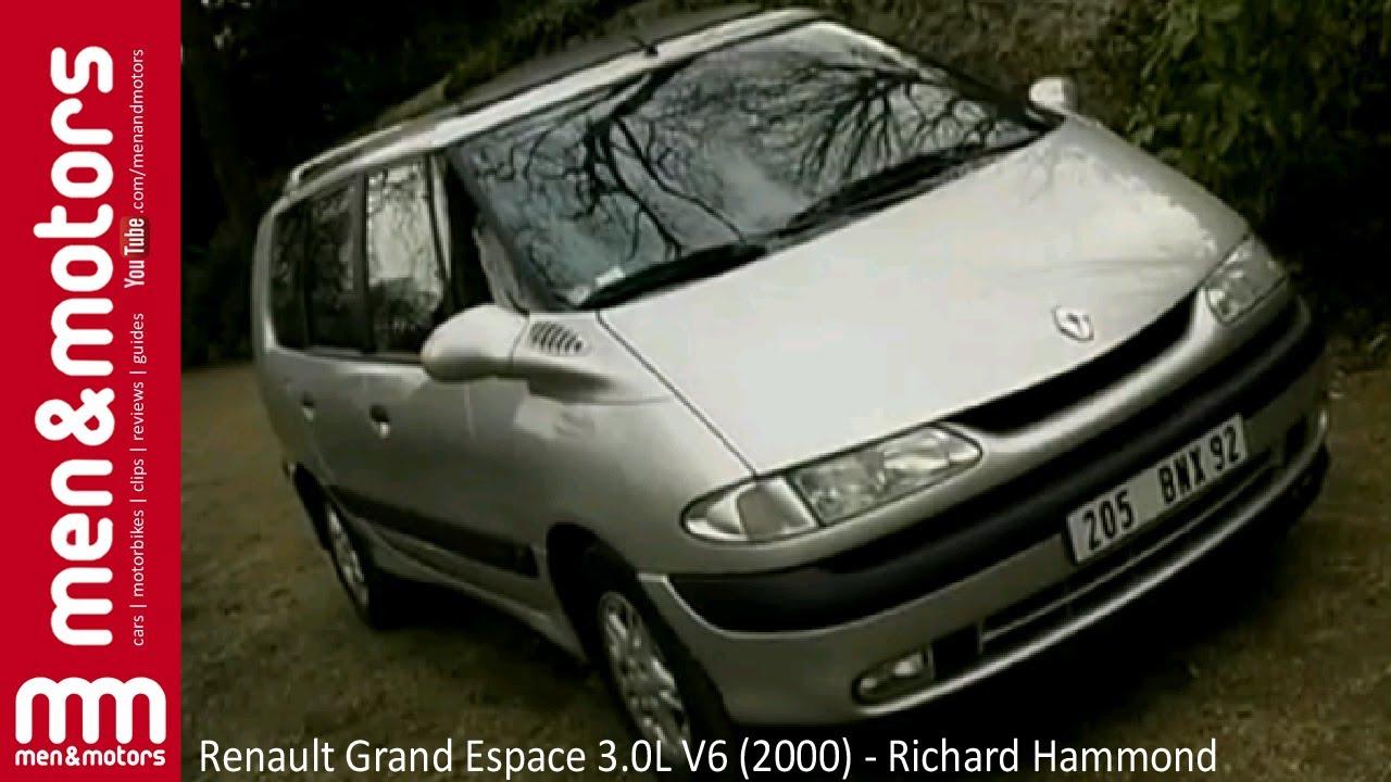 renault grand espace 3 0l v6 2000 richard hammond. Black Bedroom Furniture Sets. Home Design Ideas
