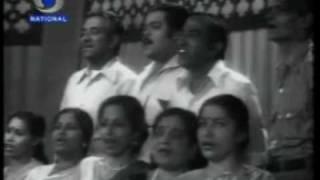 Mahendra Kapoor sings