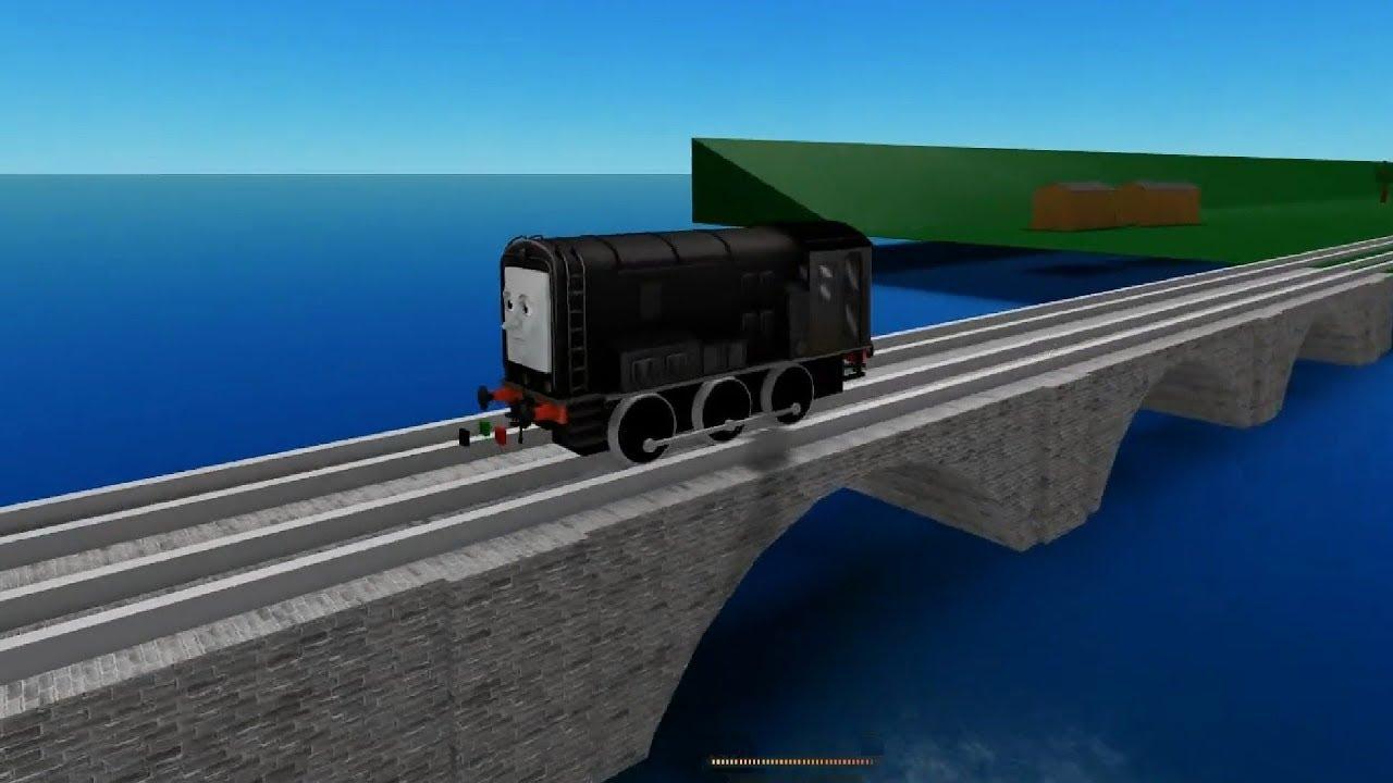 Thomas And Friends Roblox Train Games Diesel Rosie - roblox railway games