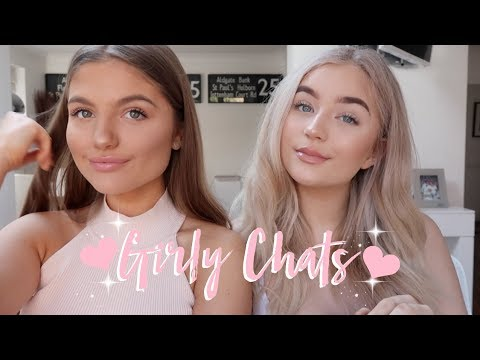 GIRLY CHATS!-PERIODS, CONFIDENCE & FRIENDSHIPS