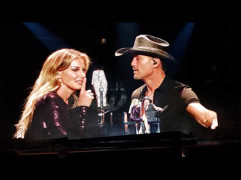 I Need You - Soul2Soul Raleigh, NC - Faith Hill & Tim McGraw