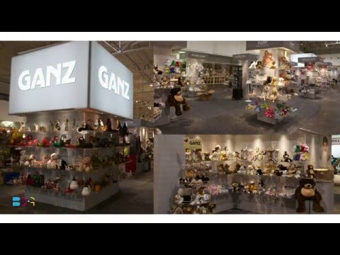 toronto gift show 2016 best displays graphics youtube. Black Bedroom Furniture Sets. Home Design Ideas