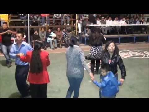 TAMAZULAPAN MIXES OAXACA FIESTA DE MAYO 1 PARTE baile con banda filarmonica