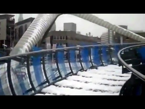 Winter in Coventry - ( 2013 )