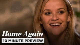 Home Again | 10 Minute Preview | Film Clip | Own it now on Blu-ray, DVD & Digital