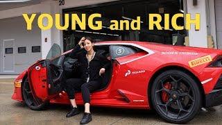 영앤리치, 성공하면 이 정도는 몰아줘야죠! 람보르기니 우라칸 에보 몰아보고 왔습니다! Lamborghini Huracan EVO