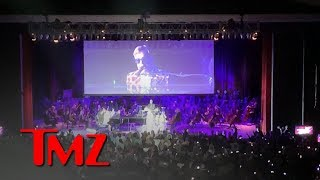 Elton John & Taron Egerton Perform Briefly in Concert and Crowd Was Pissed | TMZ
