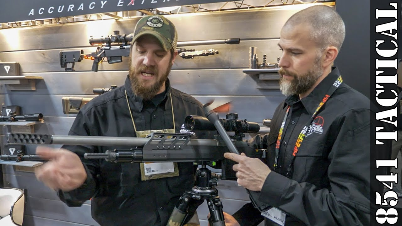 SHOT Show 2019 - Accuracy Solutions FAST Chassis