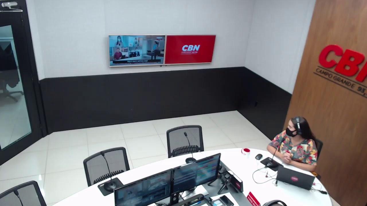 CBN Campo Grande (19/11/2020): com Ingrid Rocha