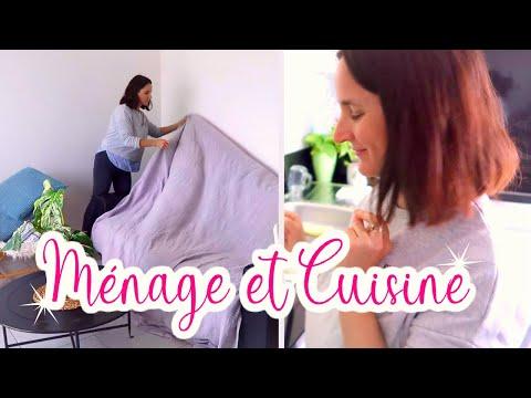 menage-et-cuisine-💗-clean-with-me-fr-|-little-bene
