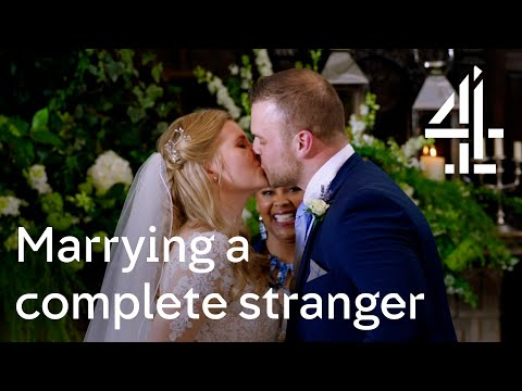 Married At First Sight   Marrying A Complete Stranger