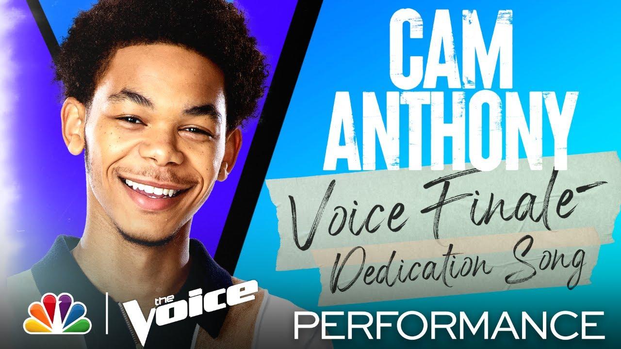 'The Voice' 2021: Cam Anthony wins Season 20