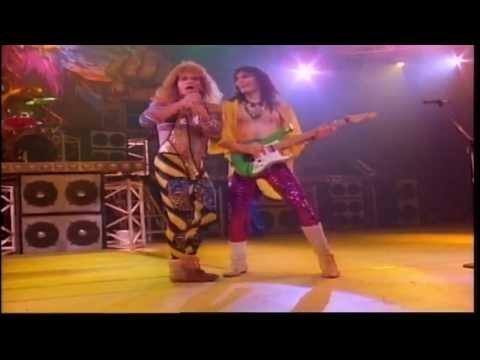David Lee Roth - Loco Del Calor (1986) (Music Video) WIDESCREEN 720p