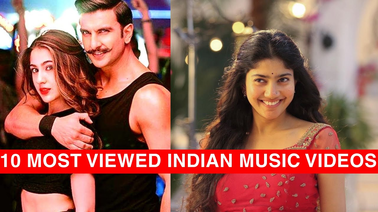 10 Most Viewed Indian Music Videos On Youtube Nov 2020 Simbly Curious Youtube